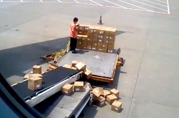 worst baggage handler china