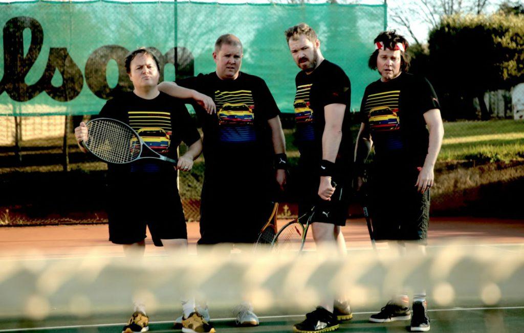 hammerhead tennis comedy